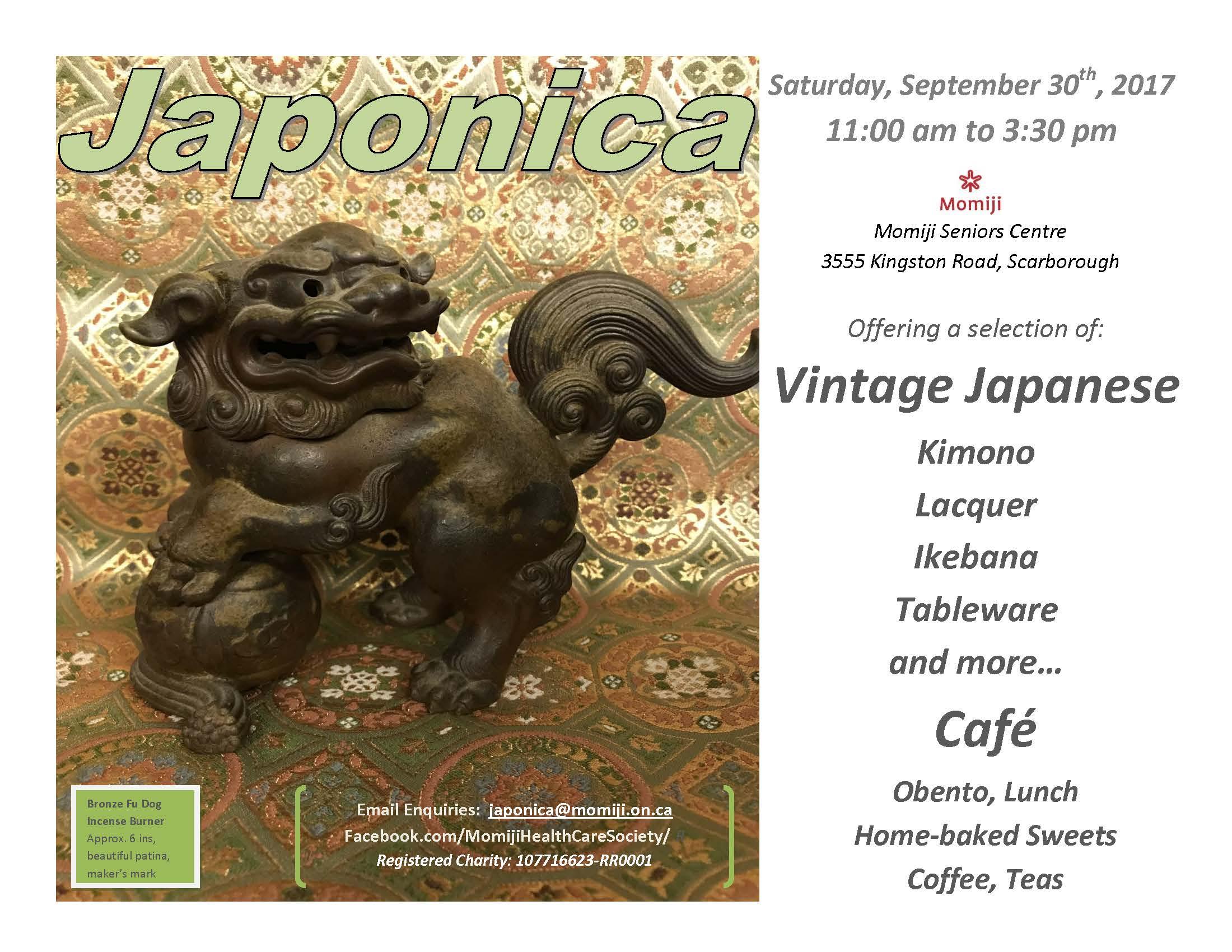 Japonica at Momiji @ Momiji Health Care Society | Toronto | Ontario | Canada