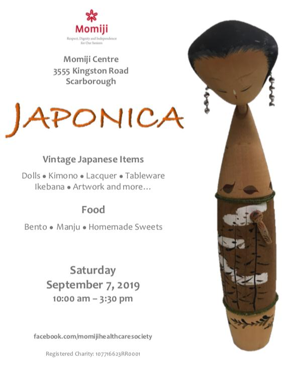 Japonica @ Momiji Health Care Society