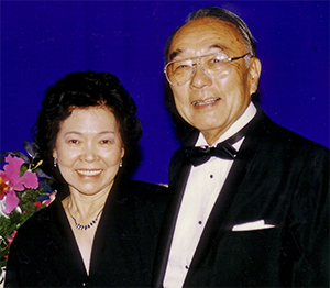 Roger & Mary Obata